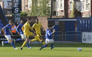 Sole fires home against away defeat at Macclesfield