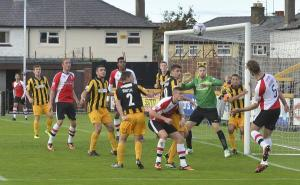 The sides played out a 1-1 draw earlier in the season