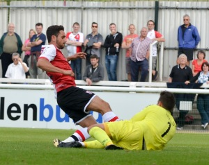 Woking fail to find a winner at home to Macclesfield Town