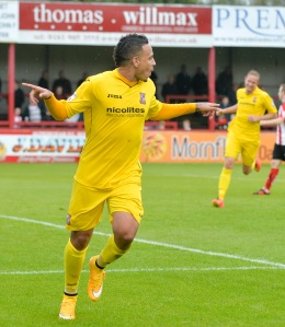 Morgan puts The Cards 2 up as Woking stroll to victory