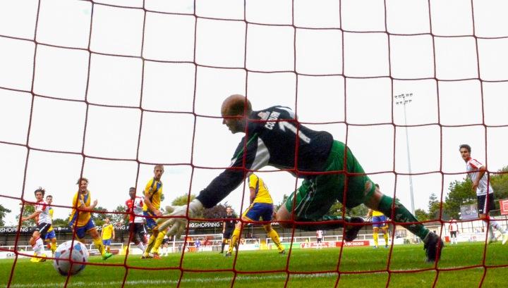 Holman picks up a debut goal against Altricham