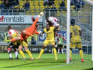 Yakubu heads Woking to victory over Torquay