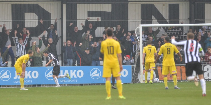 Maidenhead up for the cup and knock The Cards out